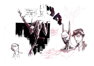 Batman Beyond (fan art)