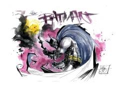 Batman (fan art)