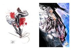 Black Cat (fan art)